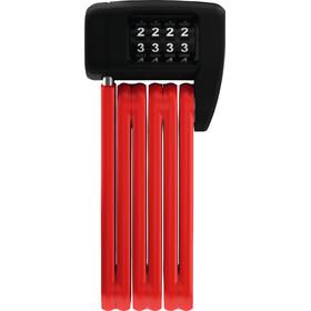 ABUS Bordo Lite Mini 6055C/60 Candado Plegable, rojo
